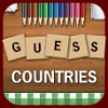 Guess Countries game