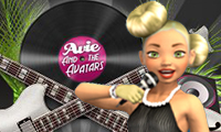 Avie Pocket: Popstar game