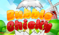 Bubble Chicky game