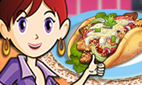 Gyros: Sara's Cooking Class game