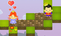 Save the Princess: Love Triangle game
