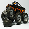 Lego Technic Monster Truck game
