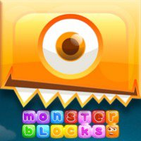 Monster Blocks game