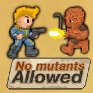 No Mutants Allowed game