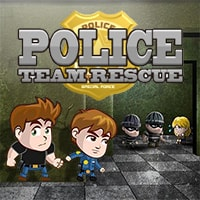 Police Team Rescue game