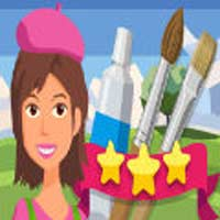 Puzzle Painter game