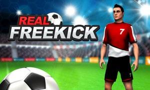 Real Freekick 3D game