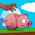 Run Pig Run game