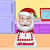 Santa Cooking Red Velvet Cake game