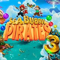 Sea Bubble Pirates 3 game