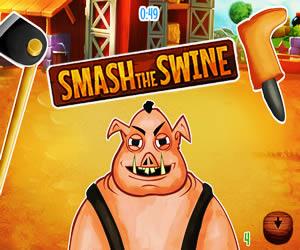 Smash the Swine game