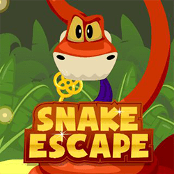 Snake Escape game