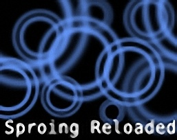 Sproing Reloaded game