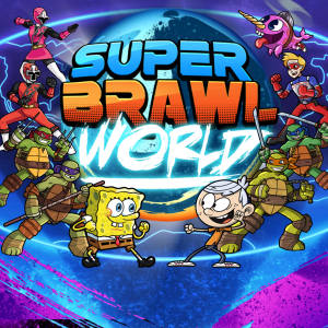 Super Brawl World game