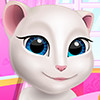 Talking Angela Cooking Session game