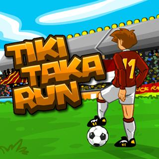 Tiki Taka Run game